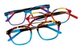 Penzers, a leading independent opticians in Birmingham, stocks unusual frames